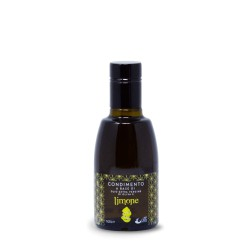 Condiment made with Extra Virgin Olive Oil and Lemon