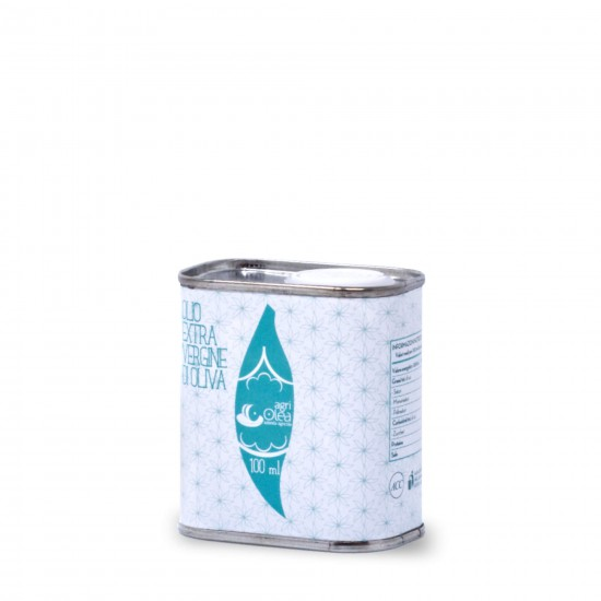 N'Alia Extra virgin olive oil - Mini can white 100 ml