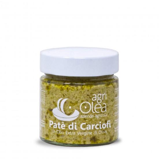 Artichoke Patè in Extra Virgin Olive Oil - 230 g jar